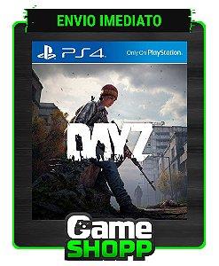 DayZ  - Ps4 - Edição Padrão - Primária