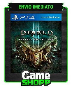 Diablo III - Coleção Eterna - Primária