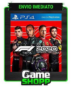 F1 2020  - Ps4 - Edição Padrão - Primária