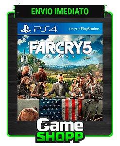 Far Cry 5  - Ps4 - Edição Padrão - Primária