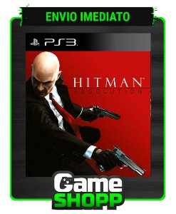Hitman Absolution - Special Edition - Ps3 - Midia Digital