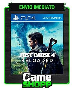 Just Cause 4: Reloaded - Ps4 - Edição Padrão - Primária