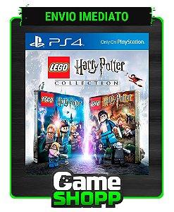Lego Harry Potter Collection  - Ps4 - Edição Padrão - Primária