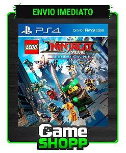 Lego Ninjago O Filme: Video Game  - Ps4 - Edição Padrão - Primária