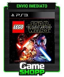 Lego Star Wars O Despertar Da Força - Ps3 - Midia Digital