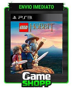 Lego The Hobbit - Ps3 - Midia Digital