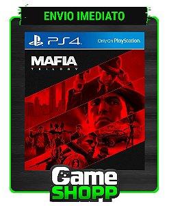Mafia: Trilogy  - Ps4 - Edição Definitiva - Primária