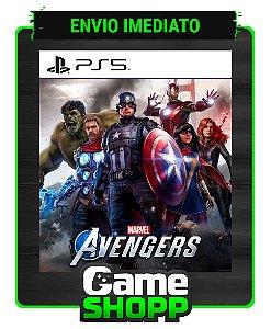 Marvel's Avengers - Ps5 - Edição Padrão - Primária