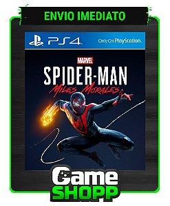 Marvel's Spider-Man: Miles Morales  - Ps4 - Edição Padrão - Primária