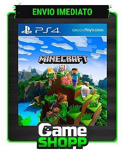 Minecraft  - Ps4 - Edição Padrão - Primária