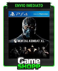 Mortal Kombat XL  - Ps4 - Edição Definitiva - Primária