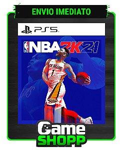 NBA 2K21 Next Generation - Ps5 - Edição Padrão - Primária