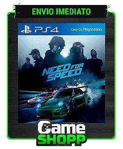 Need For Speed  - Ps4 - Edição Padrão - Primária