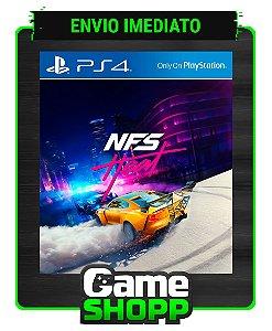 Need For Speed Heat  - Ps4 - Edição Padrão - Primária