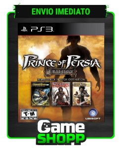 Prince Of Persia Classic Trilogy Hd - Ps3 - Midia Digital