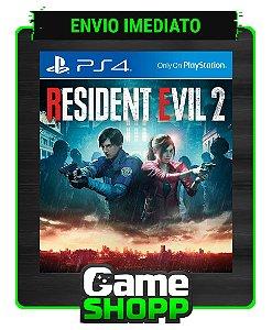Resident Evil 2  - Ps4 - Edição Padrão - Primária