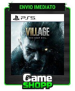Resident Evil Village - Ps5 - Edição Padrão - Primária