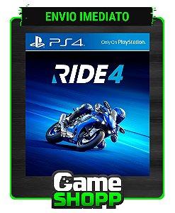 Ride 4  - Ps4 - Edição Padrão - Primária