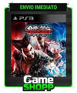 Tekken Tag Tournament 2 - Ps3 - Midia Digital