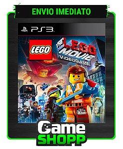 The Lego Movie Videogame - Ps3 - Midia Digital