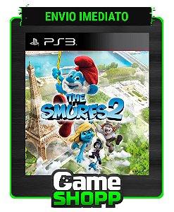 The Smurf 2 - Ps3 - Midia Digital