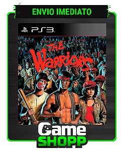 The Warriors - Clássico Do Ps2 - Ps3 - Midia Digital