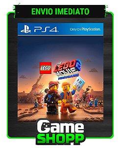 Uma Aventura Lego 2  - Ps4 - Edição Padrão - Primária