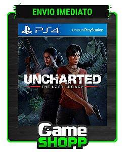 Uncharted: The Lost Legacy  - Ps4 - Edição Padrão  - Primária