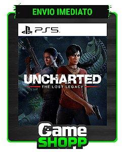 Uncharted: The Lost Legacy - Ps5 - Edição Padrão - Primária