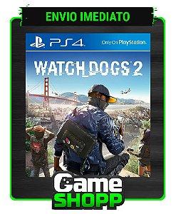 Watch Dogs 2  - Ps4 - Edição Padrão - Primária