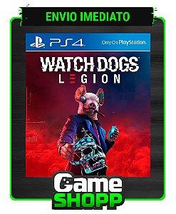 Watch Dogs: Legion  - Ps4 - Edição Padrão - Primária