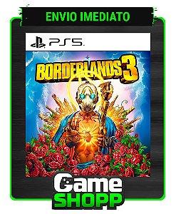 Borderlands 3  - Ps5 - Edição Parão - Primária