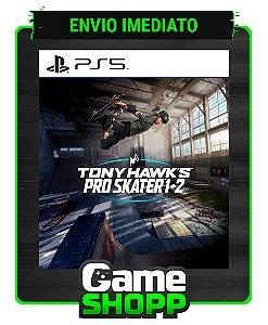 Tony Hawk's Pro Skater 1 + 2.  - Ps4 - Edição Padrão - Primária