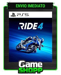 Ride 4  - Ps5 - Edição Padrão - Primária