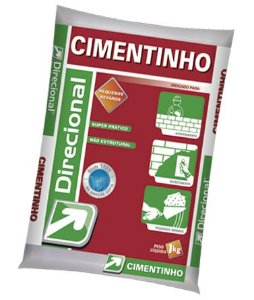 CIMENTINHO 5KG