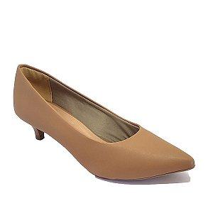 Sapato Hellen Suzan Bico Fino Salto 3 Napa