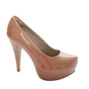 Sapato Hellen Suzan Meia Pata Salto 12 Últimos Pares