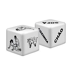 Jogo do Prazer Hot Diversão ao Cubo