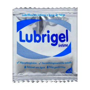 Lubrificante Intimo Lubrigel  Sachê 5G