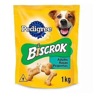 Biscoito Pedigree Biscrok Raças Pequenas