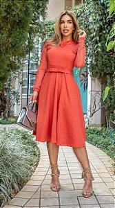 Vestido Lisênia