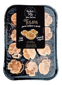 Tulipa Sablé Sal 30mm - 24 unid.