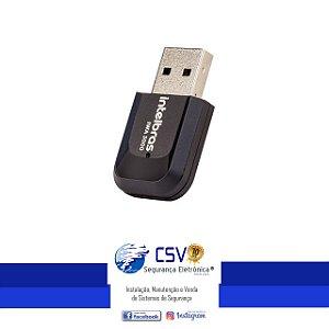 Adaptador USB Intelbras Wireless IWA3001
