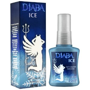 Excitante Feminino Diaba Ice 35ml Garji