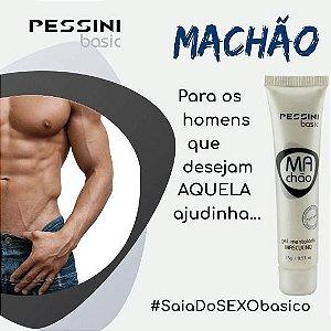 Prolongador De Ereção Machão 15g Pessini