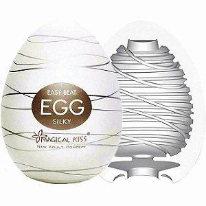 Masturbador Egg Magical Kiss Silky