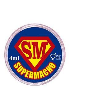 Super Macho (Prolonga Ereção E Retarda Ejaculação) 4G