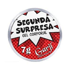 Gel Corporal Segunda Surpresa Esquenta Esfria Garji