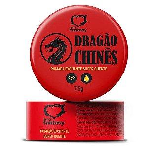 Excitante Dragão Chines 7,5g Sexy Fantasy
