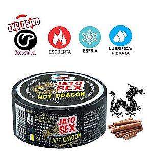 Gel Comestível Jato Sex Hot Dragon 7g Pepper Blend